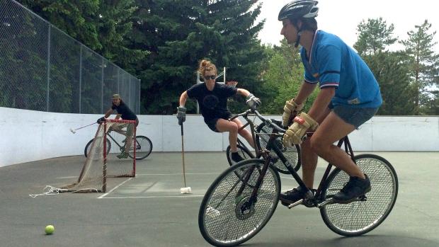 bike polo saskatoon