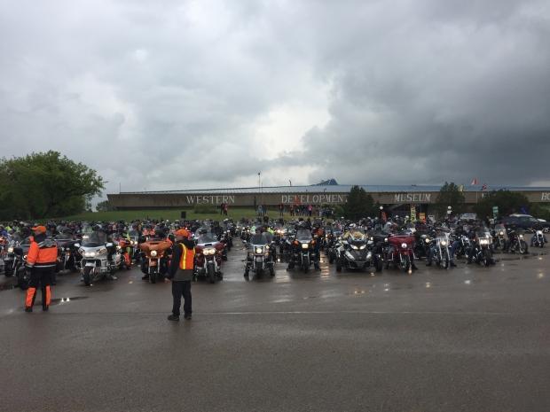 Ride for Dad Saskatoon.