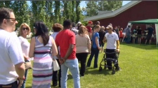 Sunalta Neighbour Day- fundraiser for fire victims