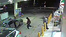 Armed robbery - 7-Eleven Strathmore