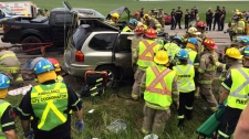 tottenham crash