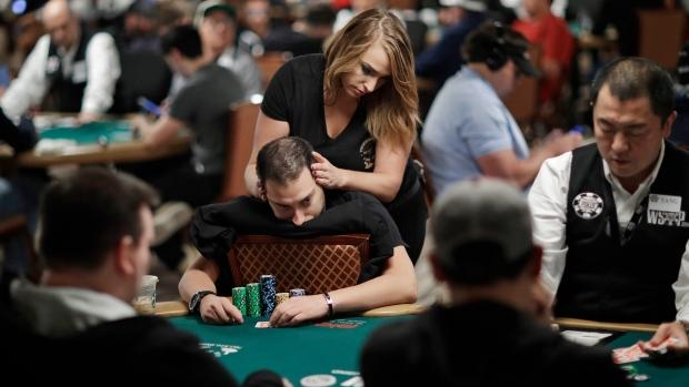 Poker massage