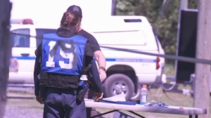 At recent tryouts for the Longueuil police SWAT team, candidates were kept awake for 22 hours per day while being put through grueling exercises.