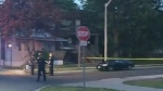 Windsor police were called to a report of shots fired on Windsor Avenue. (Courtesy Gord Bacon / AM800)