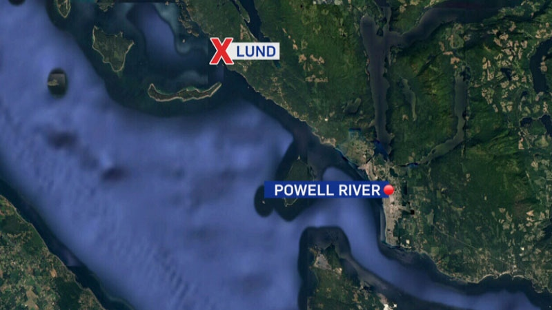 Police responded to an early morning double homicide in Lund, B.C. Saturday, a harbour community along the Sunshine Coast with about 300 year-round residents. (CTV)