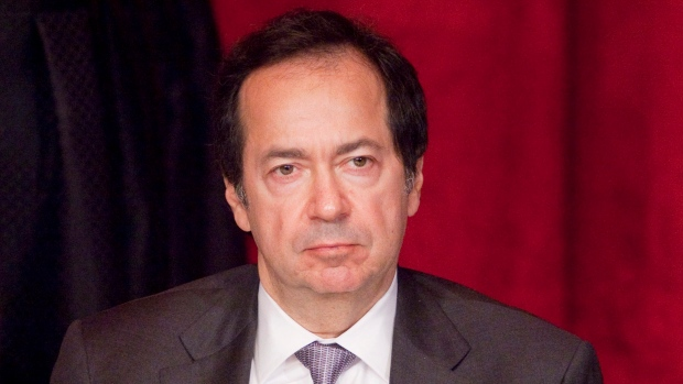 Valeant is jumping after John Paulson joined its board