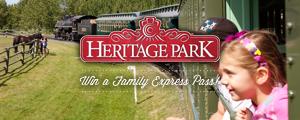Heritage Park Carousel