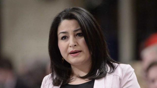 Status of Women Minister Maryam Monsef
