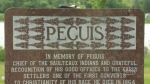 Legacy of Chief Peguis honoured