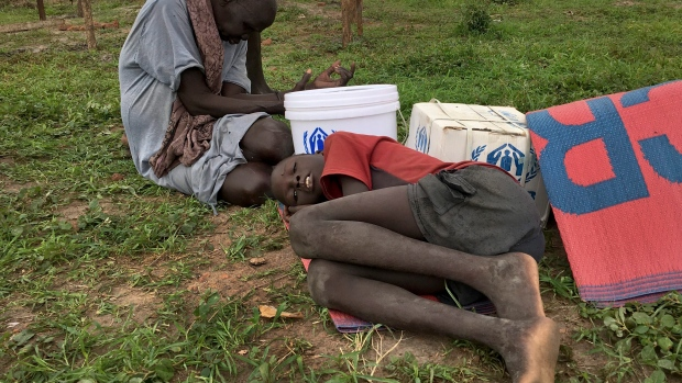 Pope Francis sends funds to hunger-struck South Sudan