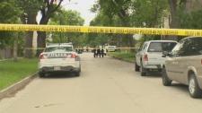 Pritchard Avenue homicide