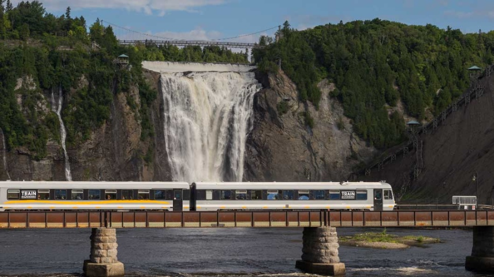 With Canada marking its sesquicentennial year, a visit to explore the centuries-old wonder of Québec City and a ride on the Charlevoix Train are ideal ways to celebrate. (L. Laliberté)