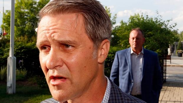 Manitoba Finance Minister Cameron Friesen