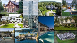 Ever wonder what the most expensive homes in Canada look like? From a 5-bedroom oceanfront estate in Surrey, B.C., a 6-bedroom equestrian's paradise in Calgary, to a 10-bedroom chateau in Toronto&#39;s upscale Bridle Path neighbourhood, CTVNews.ca&#39;s Lorena Rosati takes a virtual tour of the top luxury residences in the country.<br><br>