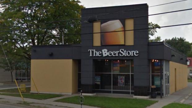 Hamilton Road Beer Store