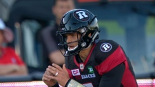 Trevor Harris, Redblacks
