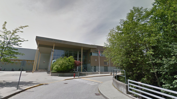 Burnaby Mountain Secondary School