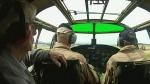WW2 bomber soars above Victoria