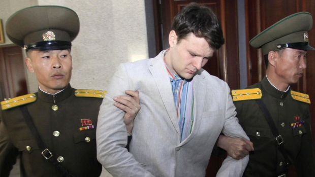 CTV National News: Warmbier dies after release
