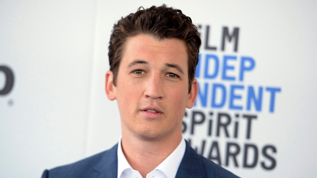 Miles Teller Will Play Baby Goose in The TOP GUN Sequel
