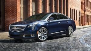 The 2018 Model Year Cadillac XTS Sedan (Cadillac)