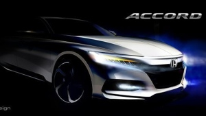 2018 Honda Accord concept sketch (Honda)