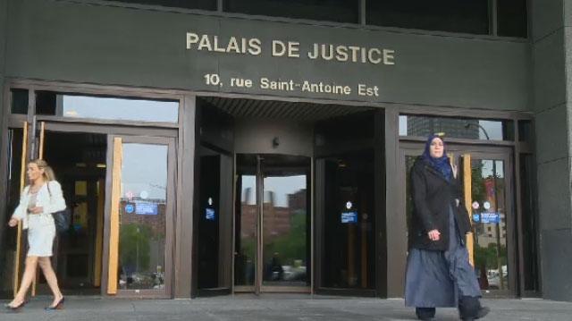 Montreal palais des justice