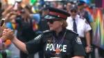 pride, cops