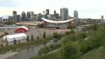 Calgary olympic bid