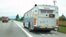 A White Rock man said he caught a bus operator driving 20 km/h over the posted speed limit.