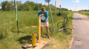 Outdoor repair stations