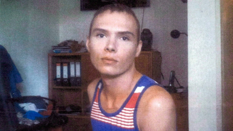 Undated photo of Luka Rocco Magnotta