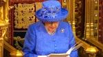 LIVE1: Queen Elizabeth II delivers throne speech