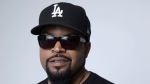 In this June 20, 2017 photo, rapper and actor Ice Cube poses for a portrait in New York to promote the 25th anniversary re-release of his 1991 solo album, 'Death Certificate.' (Photo by Amy Sussman/Invision/AP)