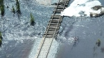 Churchill rail line damage not as bad as expected?