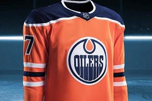 New Edmonton Oilers Jersey