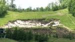 Mudslide at Blue Mountain Resort