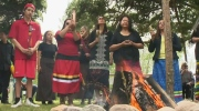 Sacred ceremony held for Canada Summer Games