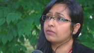 Ontario Medical Association president-elect Dr. Nadia Alam says she has experienced racism throughout her medical career. (CTV News Toronto)