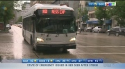 Transit change push, Churchill food: Morning Live