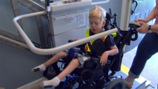 Strangers step up to help boy with rare disorder