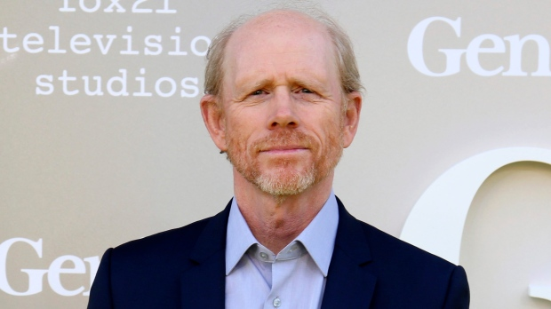 In this April 24, 2017 file photo, filmmaker Ron Howard arrives at the premiere of 'Genius,' in Los Angeles. (Photo by Willy Sanjuan/Invision/AP, File)