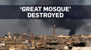 ISIS destroys Mosul's 'Great Mosque'