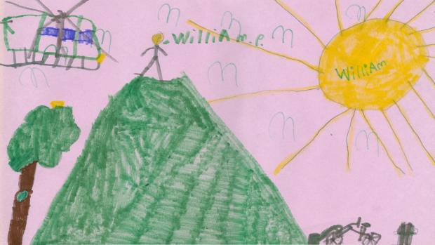 William, Grade 1, Westwind P. S., Stittsville