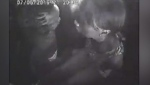 Diamond Reynolds, right, and her four-year-old daughter, are seen in this image taken from video. (Credit: CNN)