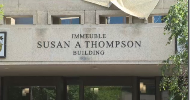Winnipeg building renamed for city's first female mayor