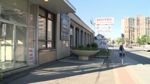 Planning committee has approved the Salvation Army's proposal to rezone part of Montreal Rd. for a shelter project. City council still needs to approve the application before it can move forward. (FILE)