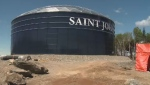 The city of Saint John reveals details of their new safe clean drinking water project
