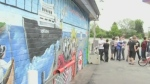 CTV North: Crime prevention murals complete