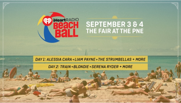 iHeartRADIO Beach Ball